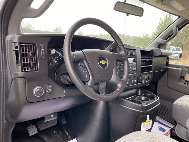 2020 Chevrolet Express 3500 4x2, Rockport Cargoport Cutaway Van #CL65207 - photo 16