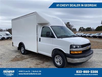 2020 Chevrolet Express 3500 4x2, Rockport Cargoport Cutaway Van #CL65207 - photo 1