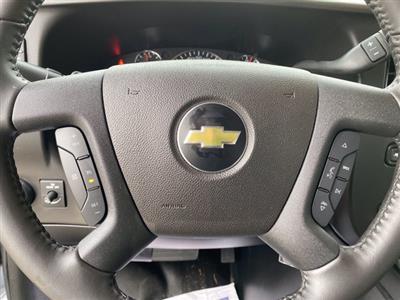 2020 Chevrolet Express 3500 4x2, Rockport Cargoport Cutaway Van #CL65207 - photo 18
