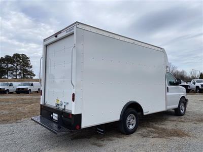 2020 Chevrolet Express 3500 4x2, Rockport Cargoport Cutaway Van #CL65207 - photo 2