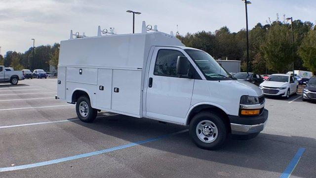2020 Chevrolet Express 3500 4x2, Knapheide KUV Service Utility Van #CL67938 - photo 4