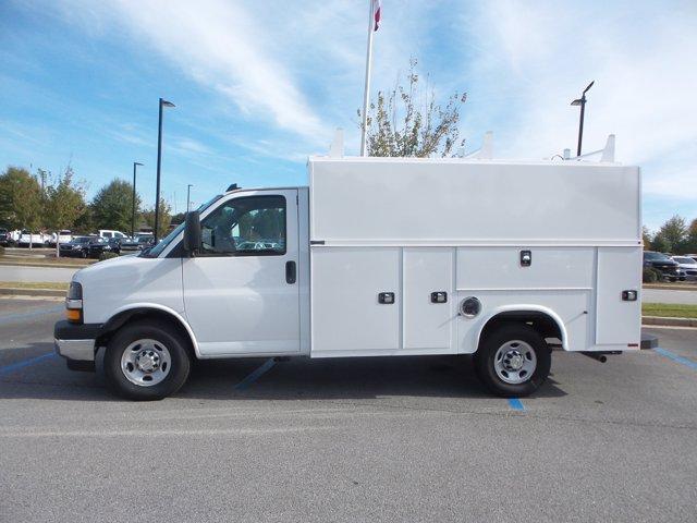 2020 Chevrolet Express 3500 4x2, Knapheide KUV Service Utility Van #CL67938 - photo 5
