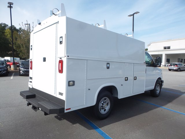 2020 Chevrolet Express 3500 4x2, Knapheide KUV Service Utility Van #CL67938 - photo 2