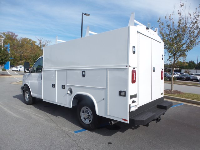 2020 Chevrolet Express 3500 4x2, Knapheide KUV Service Utility Van #CL67938 - photo 8
