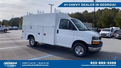 2020 Chevrolet Express 3500 4x2, Knapheide KUV Service Utility Van #CL67938 - photo 1