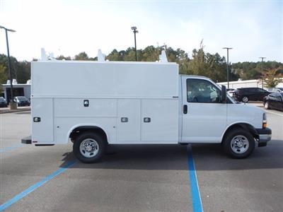 2020 Chevrolet Express 3500 4x2, Knapheide KUV Service Utility Van #CL67938 - photo 3