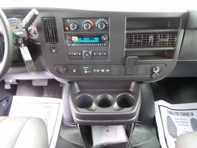 2020 Chevrolet Express 2500 4x2, Adrian Steel Commercial Shelving Upfitted Cargo Van #CL69175 - photo 30