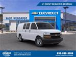 2020 Chevrolet Express 2500 4x2, Adrian Steel Commercial Shelving Upfitted Cargo Van #CL69175 - photo 1