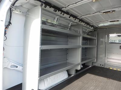 2020 Chevrolet Express 2500 4x2, Adrian Steel Commercial Shelving Upfitted Cargo Van #CL69184 - photo 2