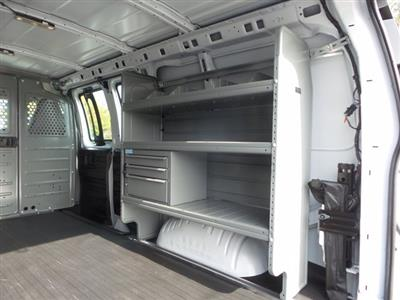2020 Chevrolet Express 2500 4x2, Adrian Steel Commercial Shelving Upfitted Cargo Van #CL69184 - photo 22