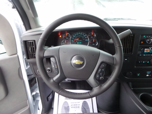2020 Chevrolet Express 2500 4x2, Adrian Steel Commercial Shelving Upfitted Cargo Van #CL69195 - photo 21
