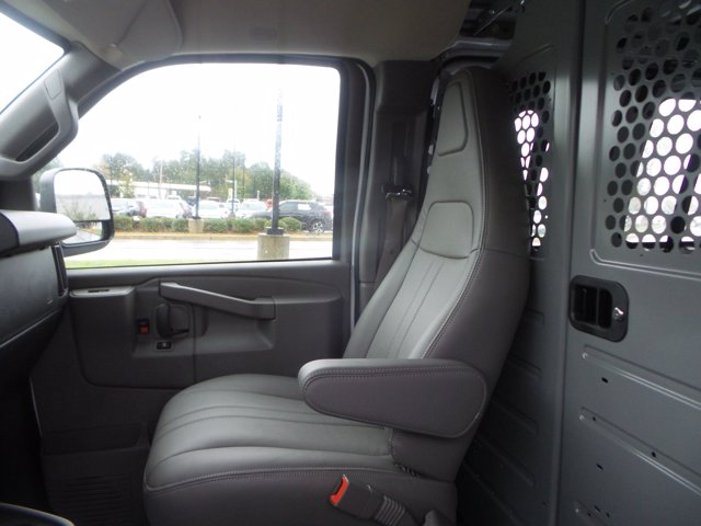 2020 Chevrolet Express 2500 4x2, Adrian Steel Commercial Shelving Upfitted Cargo Van #CL69195 - photo 25