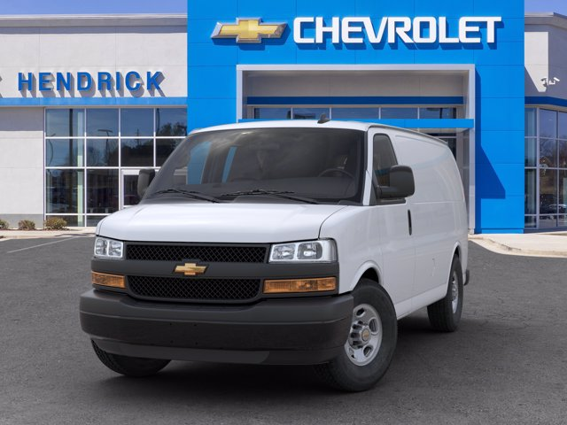 2020 Chevrolet Express 2500 4x2, Adrian Steel Commercial Shelving Upfitted Cargo Van #CL69195 - photo 8