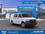2020 Chevrolet Express 2500 4x2, Adrian Steel Commercial Shelving Upfitted Cargo Van #CL69195 - photo 1