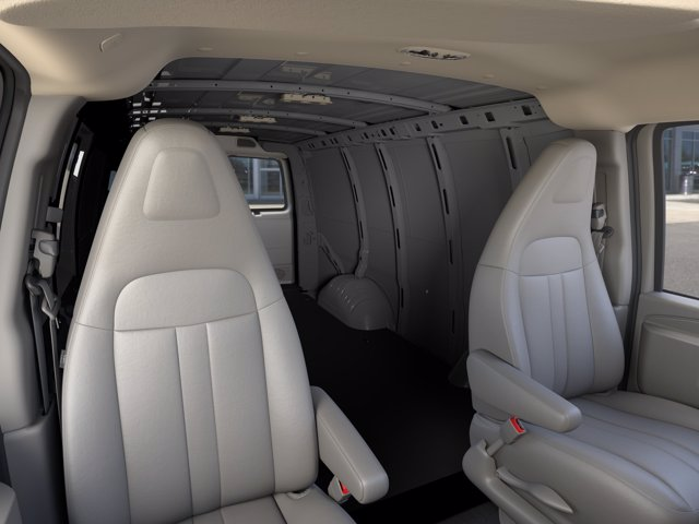2020 Chevrolet Express 2500 4x2, Adrian Steel Commercial Shelving Upfitted Cargo Van #CL69210 - photo 13