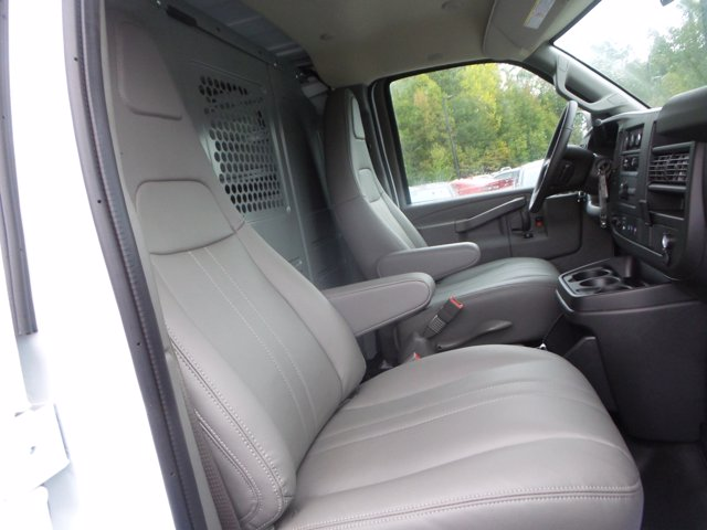 2020 Chevrolet Express 2500 4x2, Adrian Steel Commercial Shelving Upfitted Cargo Van #CL69210 - photo 26