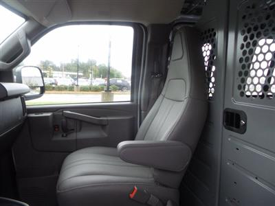 2020 Chevrolet Express 2500 4x2, Adrian Steel Commercial Shelving Upfitted Cargo Van #CL69210 - photo 25