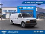2020 Chevrolet Express 2500 4x2, Empty Cargo Van #CL72110 - photo 1
