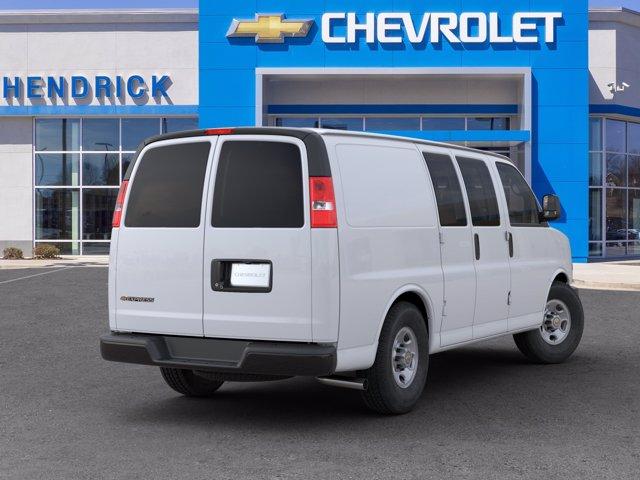 2020 Chevrolet Express 2500 4x2, Empty Cargo Van #CL74228 - photo 2
