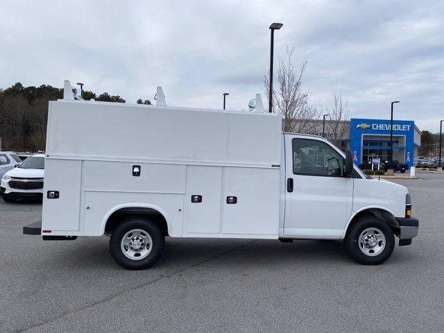 2020 Chevrolet Express 3500 4x2, Knapheide KUV Service Utility Van #CL77192 - photo 7