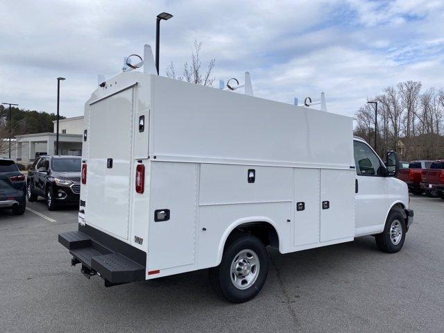 2020 Chevrolet Express 3500 4x2, Knapheide KUV Service Utility Van #CL77192 - photo 8