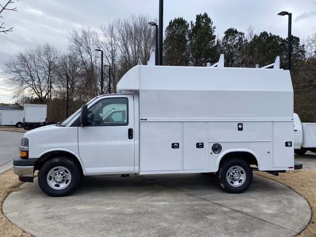 2020 Chevrolet Express 3500 4x2, Knapheide KUV Service Utility Van #CL77235 - photo 9