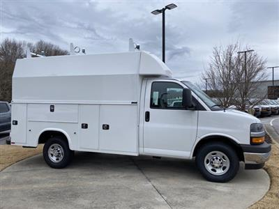 2020 Chevrolet Express 3500 4x2, Knapheide KUV Service Utility Van #CL77235 - photo 5