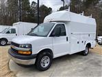 2020 Chevrolet Express 3500 4x2, Knapheide KUV Service Utility Van #CL77235 - photo 4