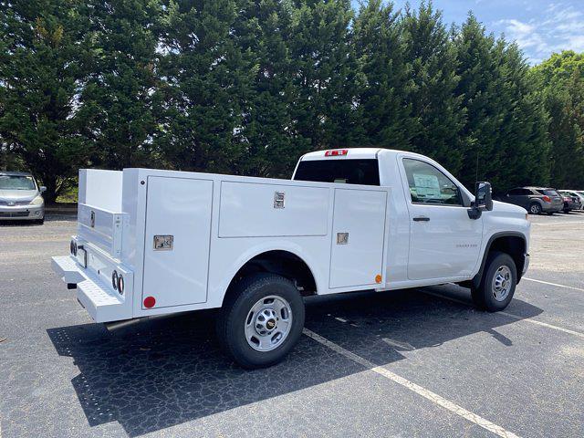 2021 Chevrolet Silverado 2500 Regular Cab 4x2, Warner Service Body #CM26209 - photo 1