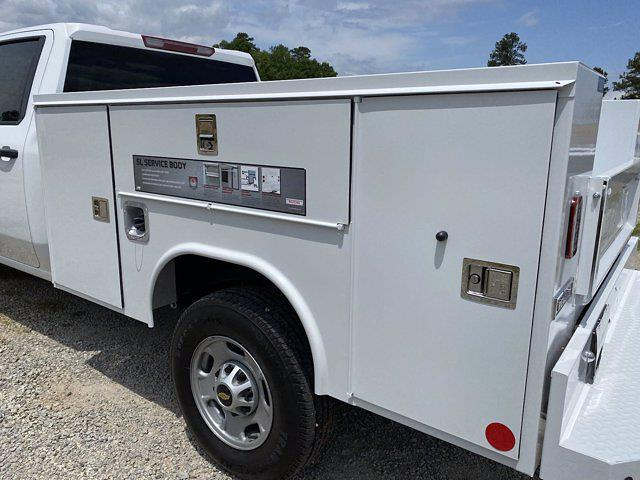 2021 Chevrolet Silverado 2500 Crew Cab 4x2, Reading SL Service Body #CM26447 - photo 12