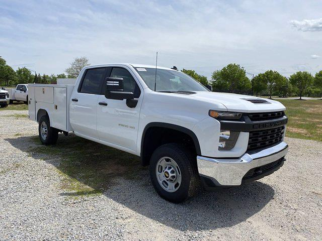 2021 Chevrolet Silverado 2500 Crew Cab 4x2, Reading SL Service Body #CM26462 - photo 4