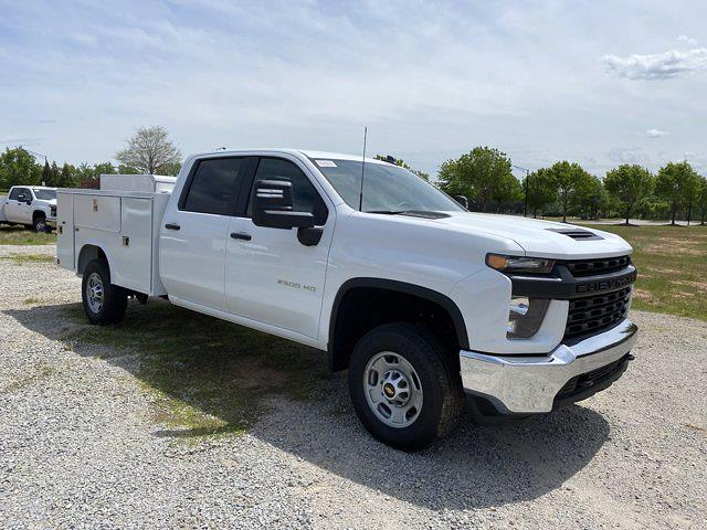 2021 Chevrolet Silverado 2500 Crew Cab 4x2, Reading SL Service Body #CM26462 - photo 8