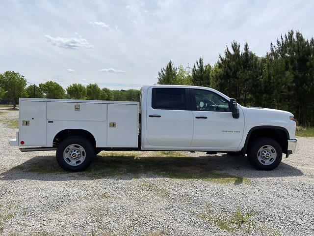 2021 Chevrolet Silverado 2500 Crew Cab 4x2, Reading SL Service Body #CM26462 - photo 3