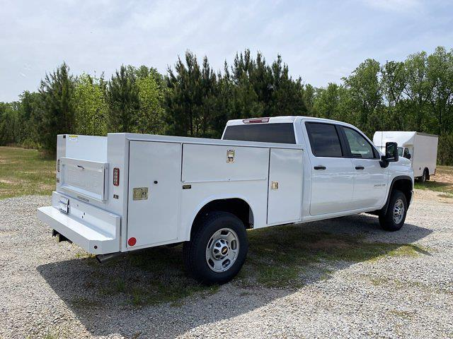 2021 Chevrolet Silverado 2500 Crew Cab 4x2, Reading SL Service Body #CM26462 - photo 2