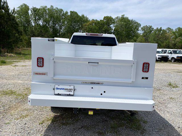 2021 Chevrolet Silverado 2500 Crew Cab 4x2, Reading SL Service Body #CM26462 - photo 9