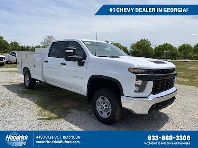 2021 Chevrolet Silverado 2500 Crew Cab 4x2, Reading SL Service Body #CM26462 - photo 1