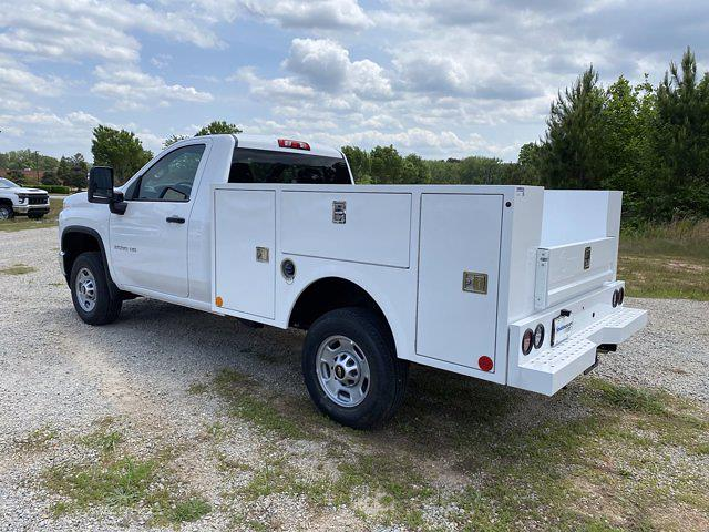 2021 Chevrolet Silverado 2500 Regular Cab 4x2, Warner Service Body #CM50762 - photo 1