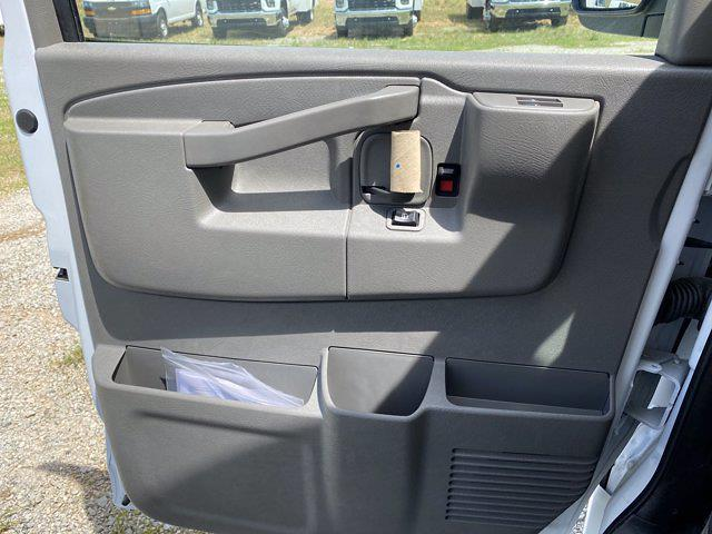 2021 Chevrolet Express 3500 4x2, Rockport Cargoport Cutaway Van #CM58183 - photo 13