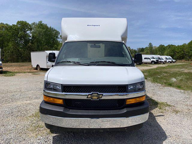 2021 Chevrolet Express 3500 4x2, Rockport Cargoport Cutaway Van #CM58183 - photo 8