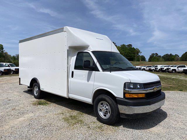 2021 Chevrolet Express 3500 4x2, Rockport Cargoport Cutaway Van #CM58183 - photo 9
