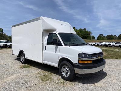 2021 Chevrolet Express 3500 4x2, Rockport Cargoport Cutaway Van #CM58183 - photo 5