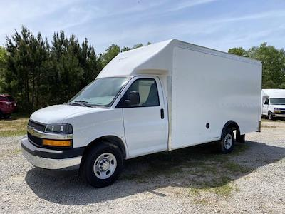 2021 Chevrolet Express 3500 4x2, Rockport Cargoport Cutaway Van #CM58183 - photo 7