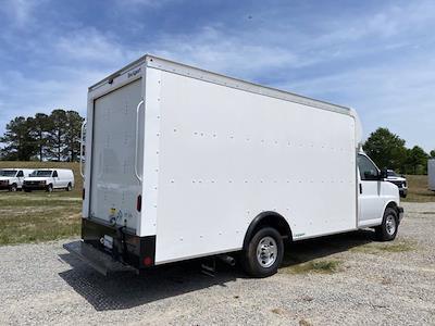 2021 Chevrolet Express 3500 4x2, Rockport Cargoport Cutaway Van #CM58183 - photo 2