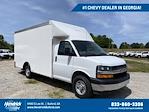 2021 Chevrolet Express 3500 4x2, Rockport Cargoport Cutaway Van #CM58183 - photo 1