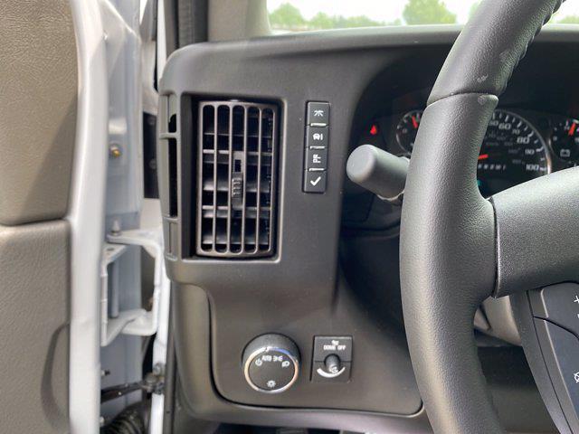 2021 Chevrolet Express 3500 4x2, Rockport Cargoport Cutaway Van #CM58541 - photo 19