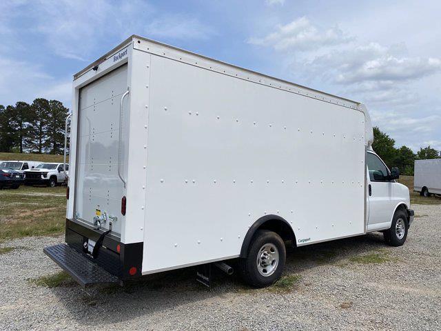 2021 Chevrolet Express 3500 4x2, Rockport Cargoport Cutaway Van #CM58541 - photo 26