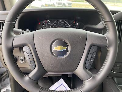 2021 Chevrolet Express 3500 4x2, Rockport Cargoport Cutaway Van #CM58541 - photo 20
