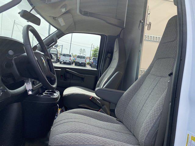 2021 Chevrolet Express 3500 4x2, Rockport Cargoport Cutaway Van #CM59356 - photo 11