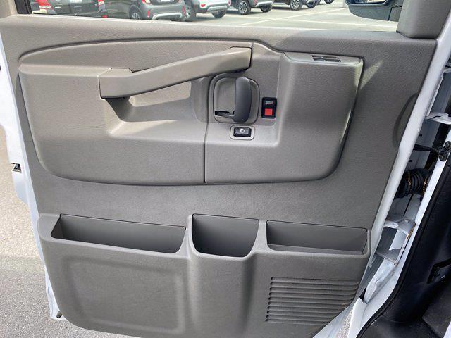 2021 Chevrolet Express 3500 4x2, Rockport Cargoport Cutaway Van #CM59356 - photo 13