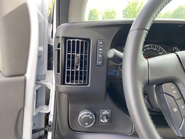 2021 Chevrolet Express 3500 4x2, Rockport Cargoport Cutaway Van #CM59356 - photo 14